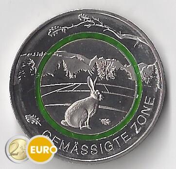 5 euros Allemagne 2019 - Zone Tempérée UNC